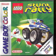 Lego Stunt Rally Game Boy Color PAL On Gameboy - EE619444