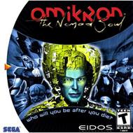 Omikron: The Nomad Soul For Sega Dreamcast - EE623548