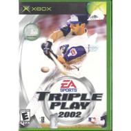 Triple Play 2002 Xbox For Xbox Original - EE628898