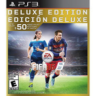 FIFA 16 Deluxe Edition For PlayStation 3 PS3 Soccer With Manual And - EE630744