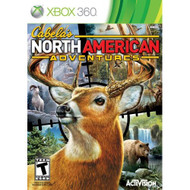Cabela's North American Adventures 2011 For Xbox 360 Shooter - EE631330