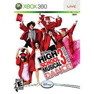 High School Musical 3 Senior Year Dance For Xbox 360 With Manual and - EE638830