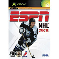 ESPN NHL 2K5 Xbox For Xbox Original Hockey With Case - EE641295