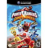 Power Rangers Dino Thunder For GameCube With Manual and Case - EE642630