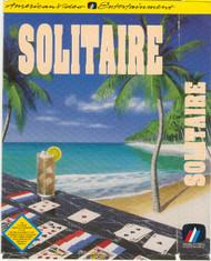 Solitaire For Nintendo NES Vintage - EE642654