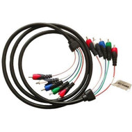 Steren 257-606BK Component Audio/Video Cable Component For Monitor 6 - EE644473