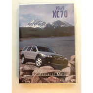 Volvo Xc 70MANUAL In Motion On DVD - XX607991