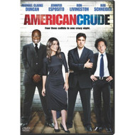 American Crude On DVD with Shannon Jarrell Comedy - XX610620