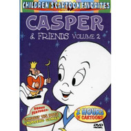 Casper & Friends Vol 2 On DVD - XX611127