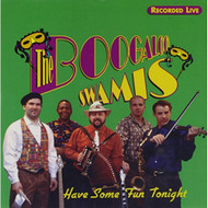 Have Some Fun Tonight Recorded Live By Boogaloo Performer Swamis On - XX621007