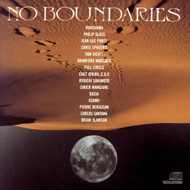 No Boundaries On Audio CD Album 2002 - XX621045