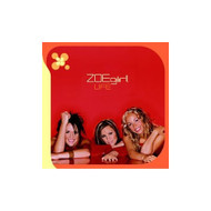 Life By Zoegirl On Audio CD Album 2001 - XX623674