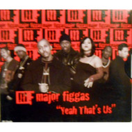 Yeah That's US By Major Figgas On Audio CD Album 2000 - XX624258