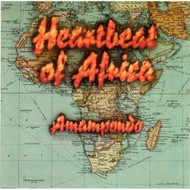 Heartbeat Of Africa By Amanpondo On Audio CD Album - XX624598