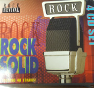 Rock Solid On Audio CD Album 2000 - XX624965