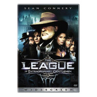 The League Of Extraordinary Gentlemen Widescreen Edition On DVD with - XX627414