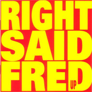 Up By Right Said Fred On Audio CD Album - XX627439