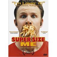 Super Size Me On DVD with John Banzhaf - XX627632
