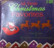 All Time Christmas Favorites By Starlite Orchestra & Chorus On Audio - XX628482