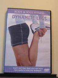 Body & Soul Fitness Dynamite Legs On DVD - XX628791