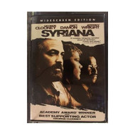 Syriana On DVD with George Clooney - XX631485