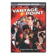 Vantage Point Single-Disc Edition On DVD with Dennis Quaid Mystery - XX635684