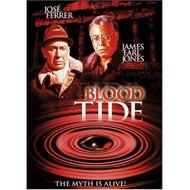Blood Tide On DVD with James Earl Jones Mystery - XX637612