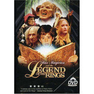 Max Magician And The Legend Of The Rings On DVD With Timothy Stultz - XX638590