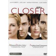 Closer Superbit Edition On DVD with Jude Law Romance - XX639469