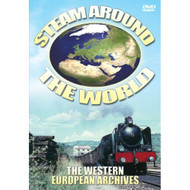 Steam Around The World Western European Archives On DVD - XX639613