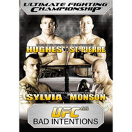 Ultimate Fighting Championship Vol 65: Bad Intentions On DVD - XX639819