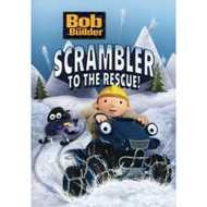 Bob The Builder Scrambler To The Rescue On DVD with Rob Rackstraw - XX640412