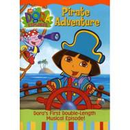Dora The Explorer Pirate Adventure On DVD With Fatima Ptacek - D630118