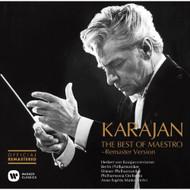 Best Of Maestro By Von Karajan Herbert On Audio CD Classical - E505906