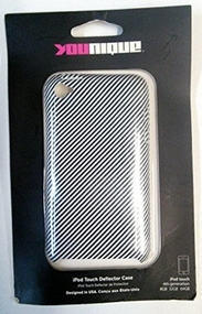 Younique Lines iPod Touch Defelctor Case - EE45389