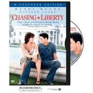 Chasing Liberty Widescreen Edition On DVD With Mandy Moore Comedy - DD577073