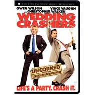 Wedding Crashers Unrated Widescreen Edition On DVD With Owen Wilson - DD577124