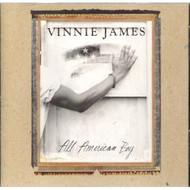 All-American Boy By James Vinnie On Audio CD Album 1991 - DD593025