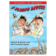 The Flying Deuces On DVD With Stan Laurel - DD595423