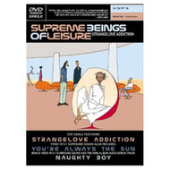 Supreme Beings Of Leisure Strangelove Addiction Single On DVD - DD595667