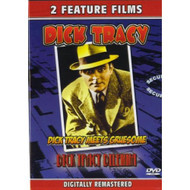 Dick Tracy Meets Gruesome/Dick Tracy Dilemma On DVD Mystery - DD597428