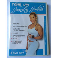 Tone Up! With Jeanette Jenkins 2 Set The Complete Body Workout On DVD - DD600768