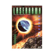 Laserhawk Movie On DVD - DD603910