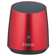 iHome IBT69RC/ IBT69 Red Speaker System 3 W RMS Wireless Speakers - DD605837