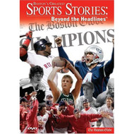 Boston's Greatest Sports Stories Beyond The Headlines On DVD - DD608316