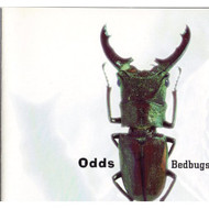 Bedbugs By Odds On Audio CD Album 1993 - DD614846