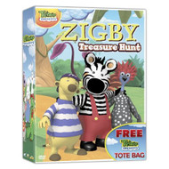 Zigby: Treasure Hunt On DVD Children - DD621123