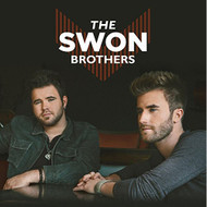 The Swon Brothers On Audio CD Album 2014 - DD624134