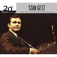 20th Century Masters: Millennium Collection By Stan Getz On Audio CD - DD625761