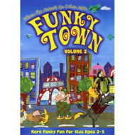 Funky Town Vol 2 On DVD Children - DD625860